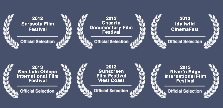Awards for Book Club - Six Laurels - 2012 Sarasota Film Festival, 2012 Chagrin Documentary Film Festival, 2013 Idyllwild CinemaFest, 2013 San Luis Obispo International Film Festival, 2013 Sunscreen Film Festival West Coast, 2013 River's Edge International Film Festival