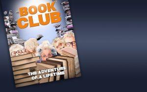 Book Club Movie - DVD Cover